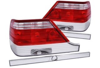 Mercedes-Benz CL600 Lighting