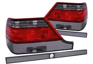 Mercedes-Benz 300SE Lighting