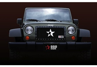 Jeep Wrangler Grilles