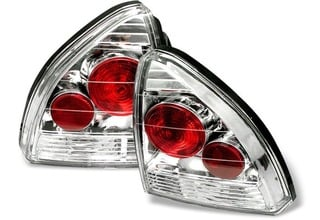 Honda Prelude Lighting