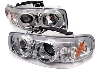 GMC Yukon XL Lighting