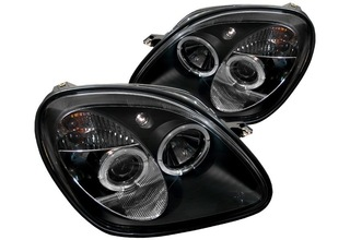 Mercedes-Benz SLK320 Lighting