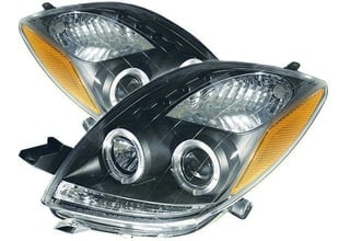 Toyota Yaris Lighting