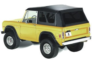 Ford Bronco Jeep Exterior Accessories