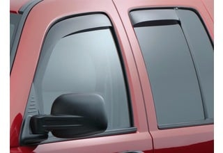 Jeep Liberty Deflectors