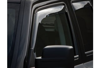 Jeep Patriot Deflectors
