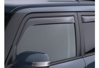 Scion xB Deflectors