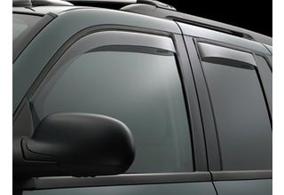 Chevrolet Trailblazer Deflectors
