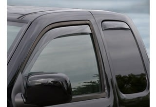 Chevrolet Colorado Deflectors