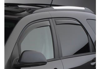 Pontiac Torrent Deflectors