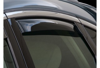 2009-2013 for Subaru Forester WeatherTech Side Window Deflectors 81489