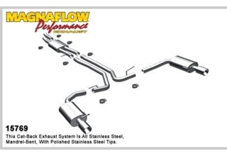 Ford Taurus Exhaust