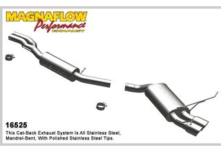 BMW 128i Exhaust