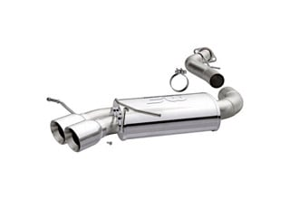BMW 135i Exhaust