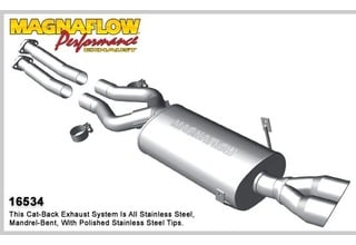 BMW 325i Exhaust