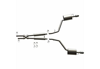 Lincoln LS Exhaust