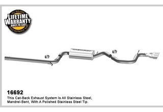 Volkswagen Rabbit Exhaust