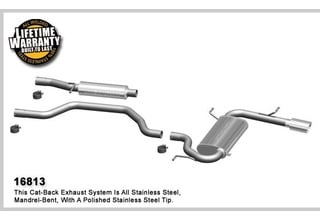 Dodge Avenger Exhaust