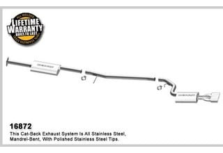 Ford Flex Exhaust