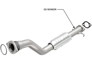 Oldsmobile Intrigue Exhaust
