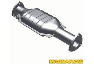 Toyota Land Cruiser Exhaust