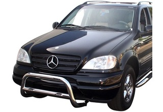 Mercedes-Benz ML320 Bull Bars & Grille Guards