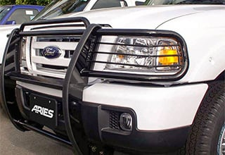 Ford Ranger Bull Bars & Grille Guards