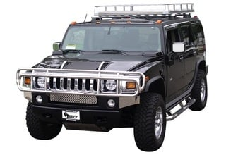 Hummer H2 Bull Bars & Grille Guards