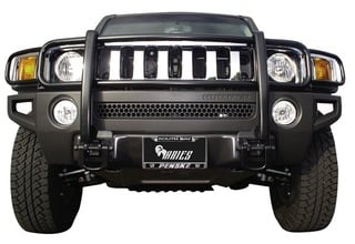 Hummer H3 Bull Bars & Grille Guards