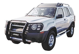 Nissan Xterra Bull Bars & Grille Guards