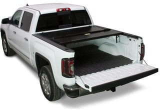 Chevrolet Silverado Pickup Tonneau Covers