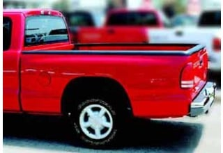 Dodge Ram 2500 Bed Rails & Bed Caps