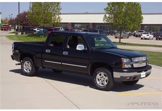Chevrolet Silverado Pickup Chrome Accessories