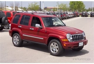 Jeep Liberty Chrome Accessories