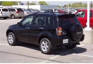 Toyota Rav4 Chrome Accessories