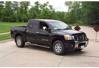 Nissan Titan Chrome Accessories