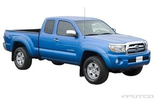 Toyota Tacoma Chrome Accessories