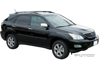 Lexus RX330 Chrome Accessories