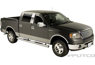 Ford F-150 Chrome Accessories