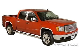 GMC Sierra Pickup Chrome Accessories