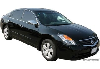 Nissan Altima Chrome Accessories