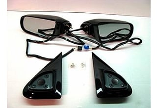 Chevrolet Avalanche Side View Mirrors
