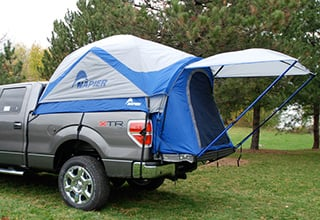 Ford F-250 Truck Tents