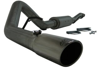 Chevrolet Avalanche Exhaust