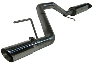Jeep Grand Cherokee Exhaust