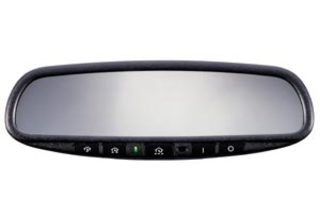 Gentex Auto Dimming Rear View Mirror With Homelink