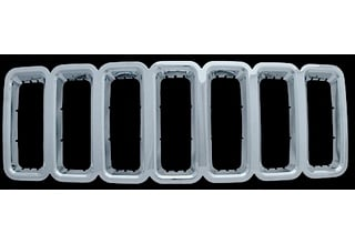 Jeep Commander Grilles